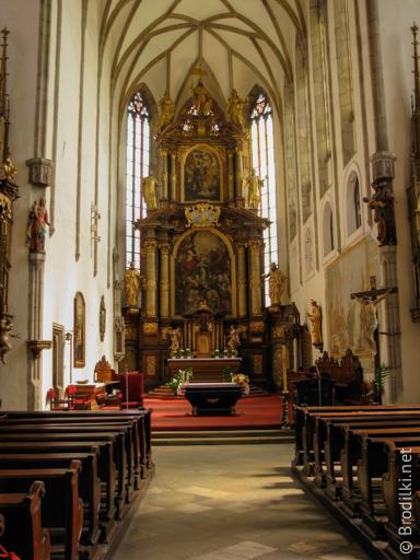 Собор Святого Вита, Чешский Крумлов