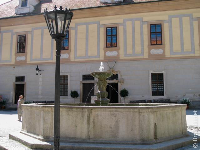 Монетный двор замка Чешский Крумлов