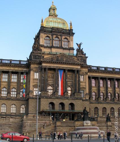 Национальный музей на Вацлавской площади, Прага