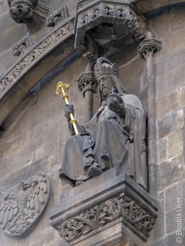 Архитектура Праги