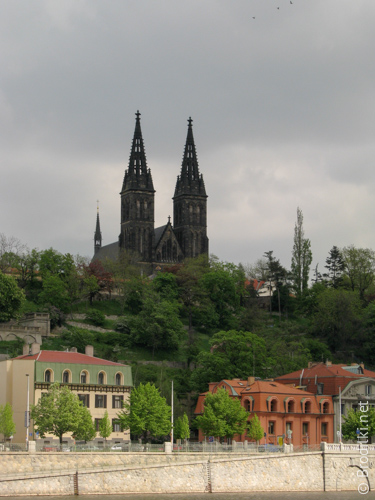 Костел Святых Петра и Павла, Прага, Чехия