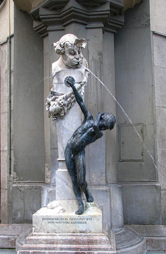 Фонтан «Сатир и Мальчик» (Достопримечательности Мюнхена)