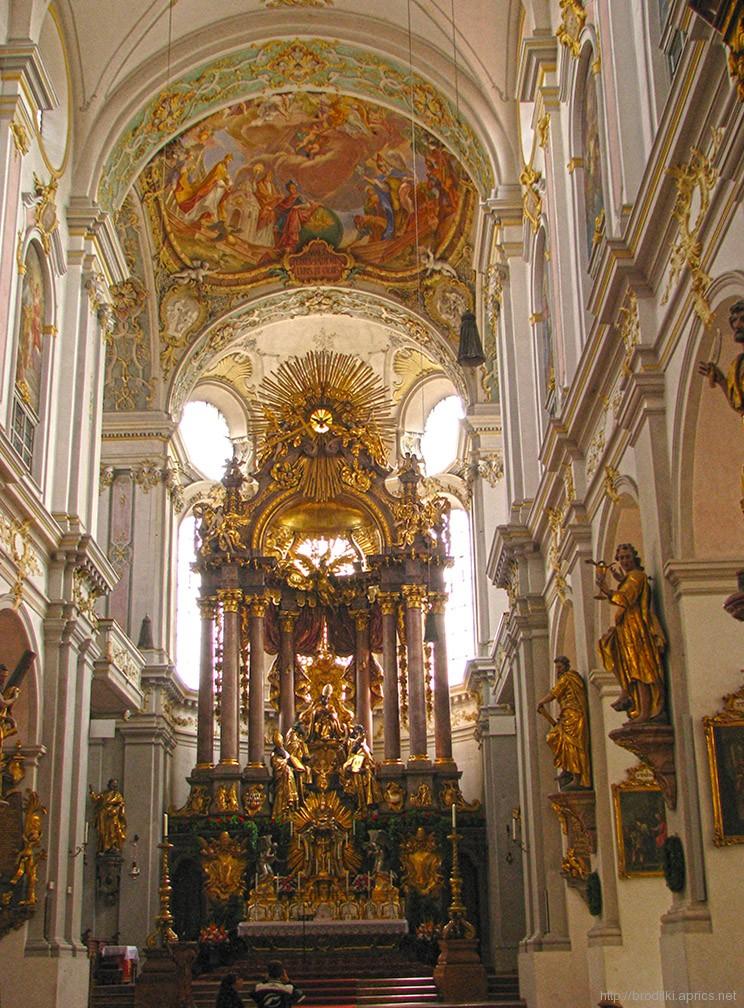 Собор Святого Петра (Достопримечательности Мюнхена)