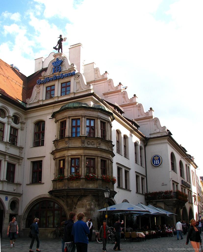 Достопримечательности Мюнхена: Хофбраухаус