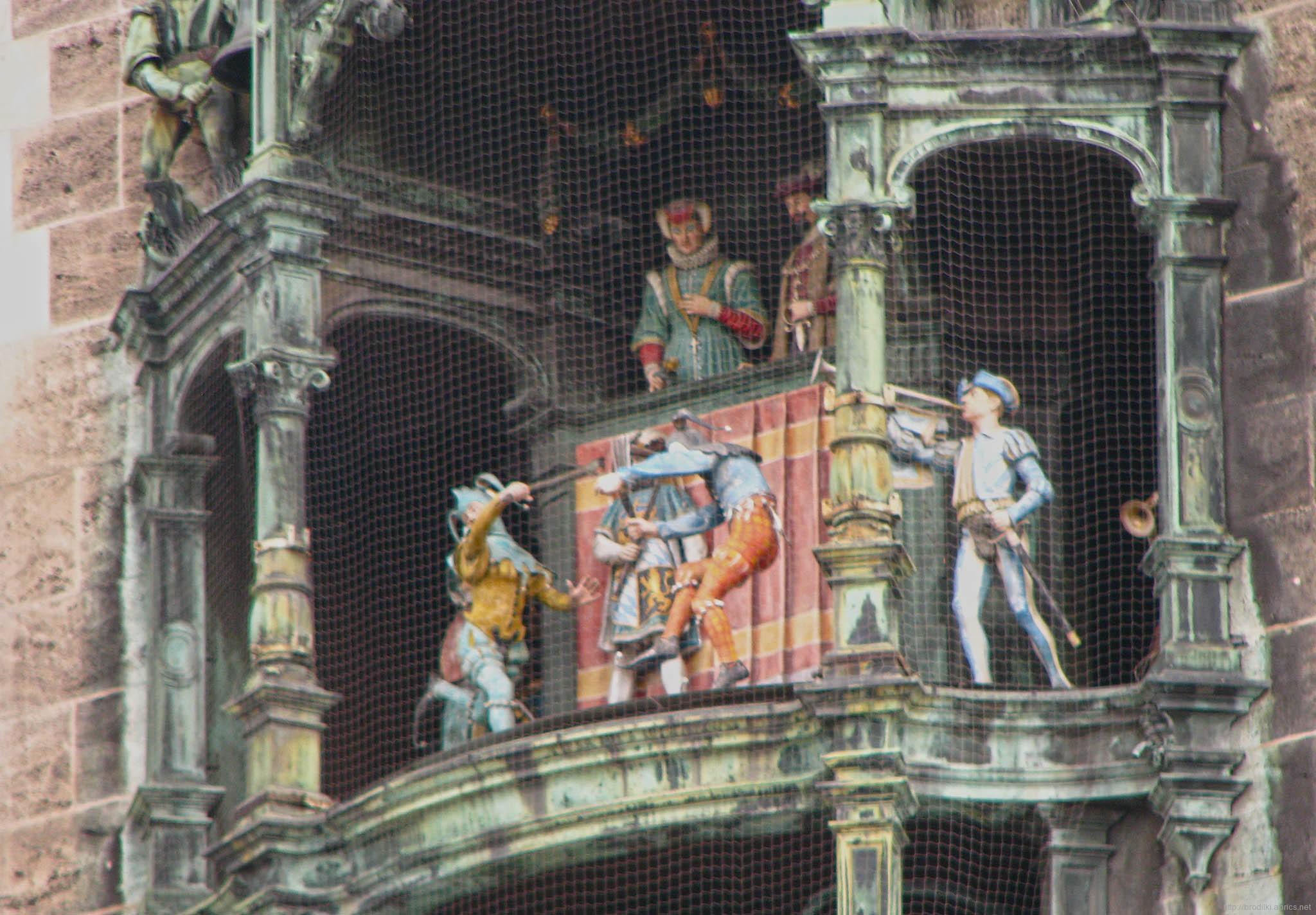 Новая ратуша (Достопримечательности Мюнхена)