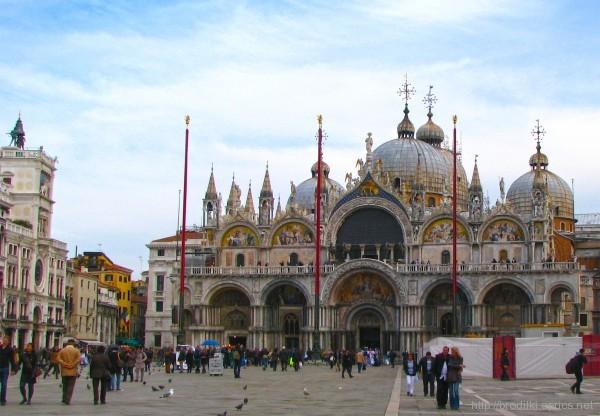 Собор Сан-Марко, Венеция, Италия