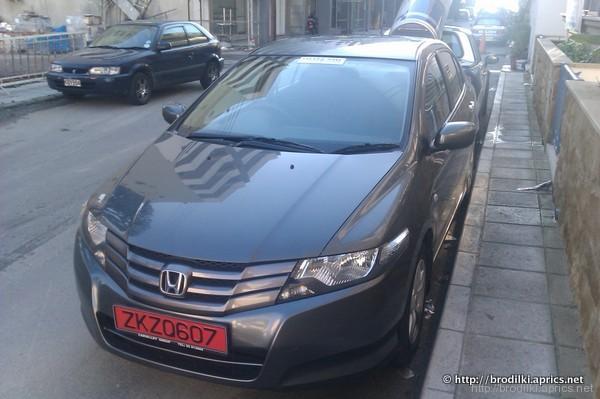 прокатное авто на Кипре