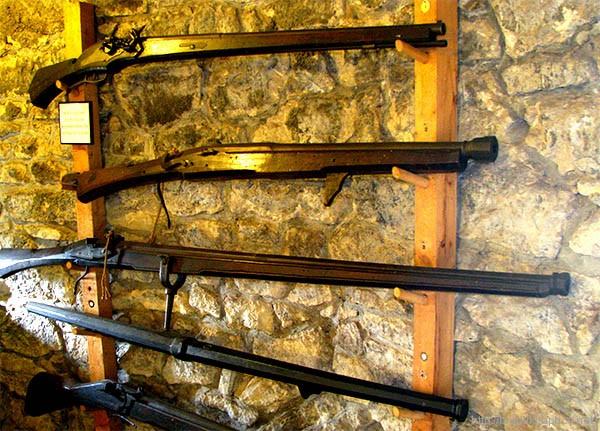 Музей оружия в Сан Марино