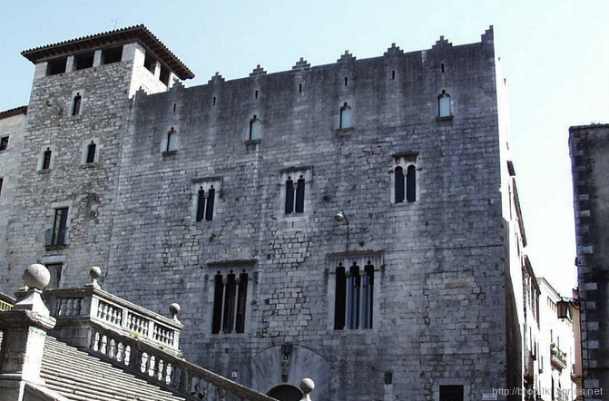 Монастырь Сан-Доменек, Жирона, Испания