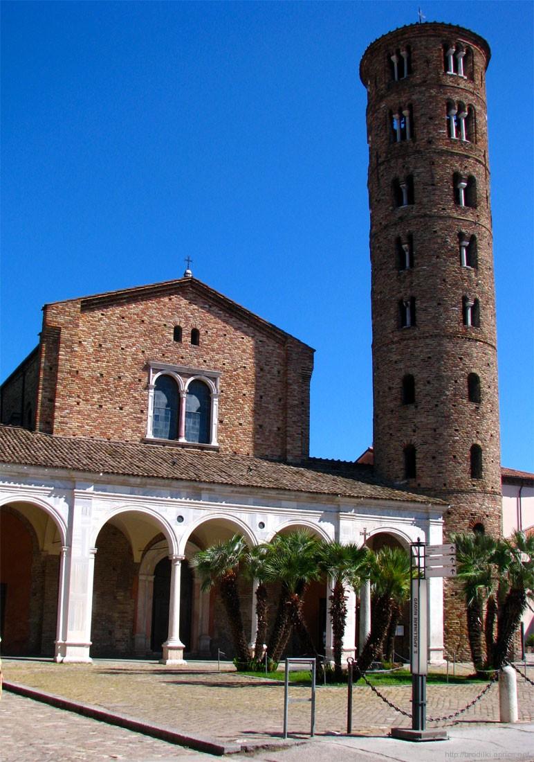 Церковь Сан Аполинаре, Равенна