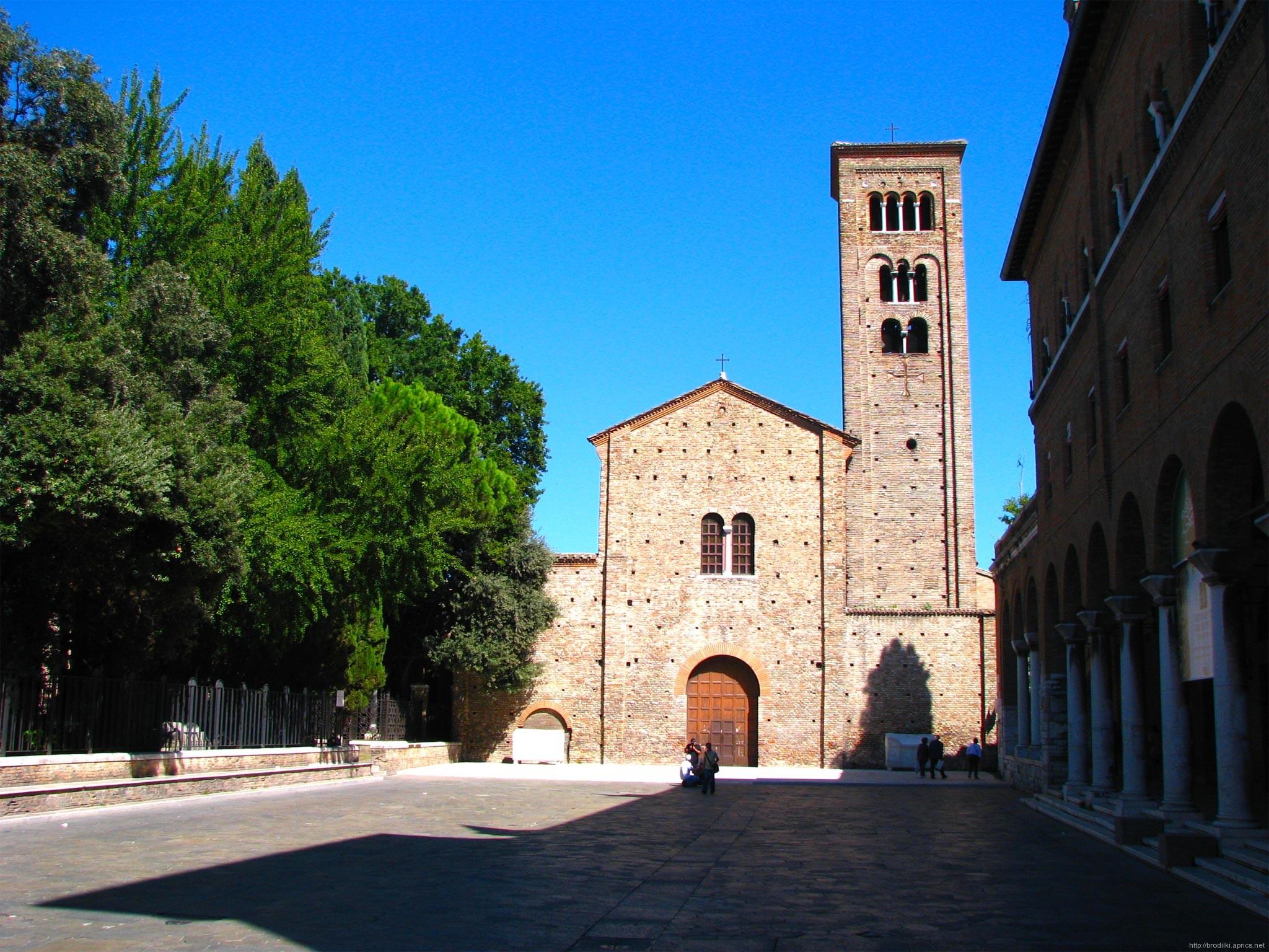 Монастырь Сан Франческо в Равенне