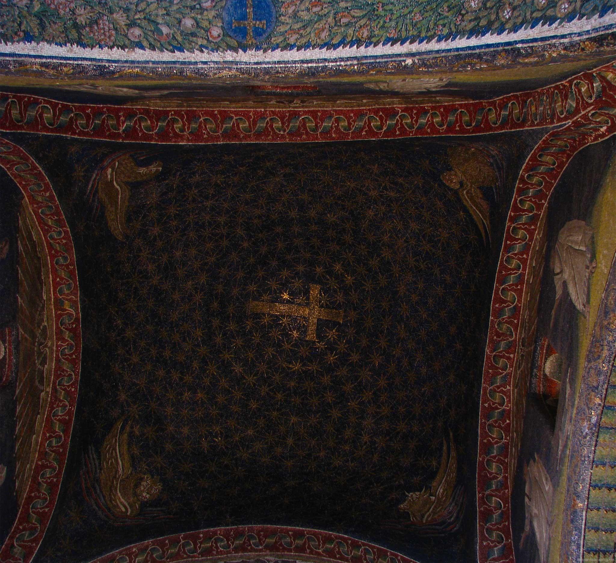 Мавзолей Галлы Плацидии, Равенна