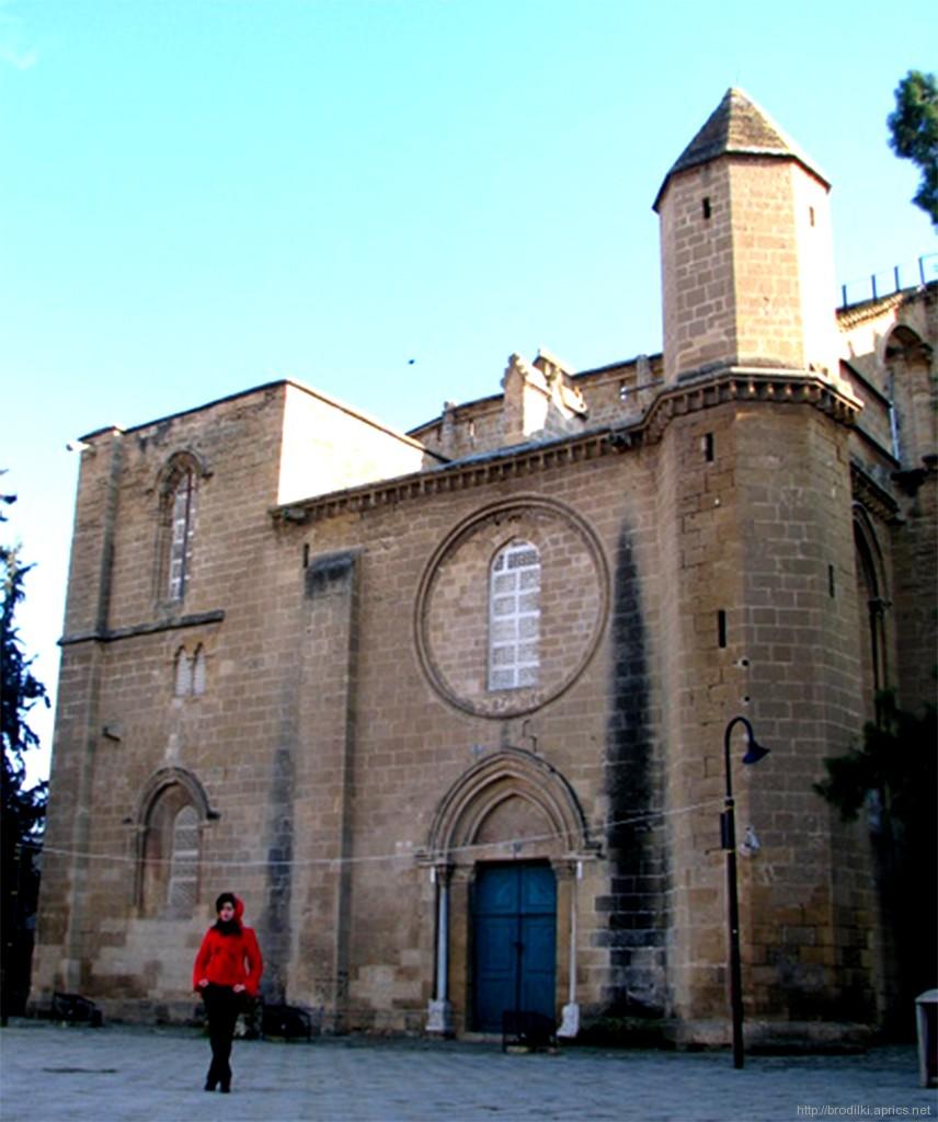 Церковь Святой Екатерины, Никосия