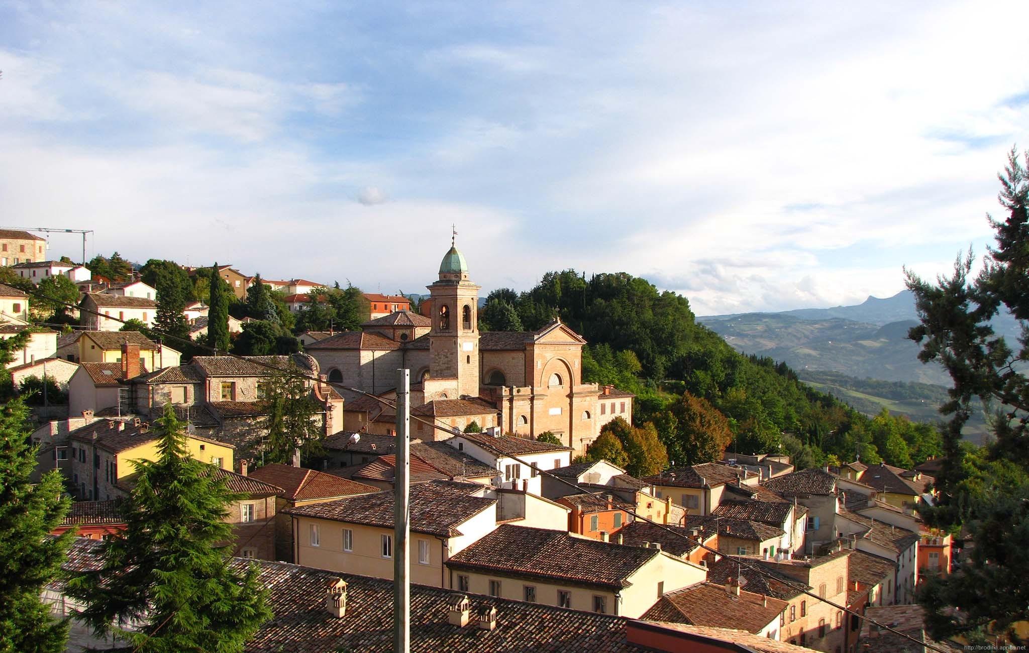 Городок Сан Лео