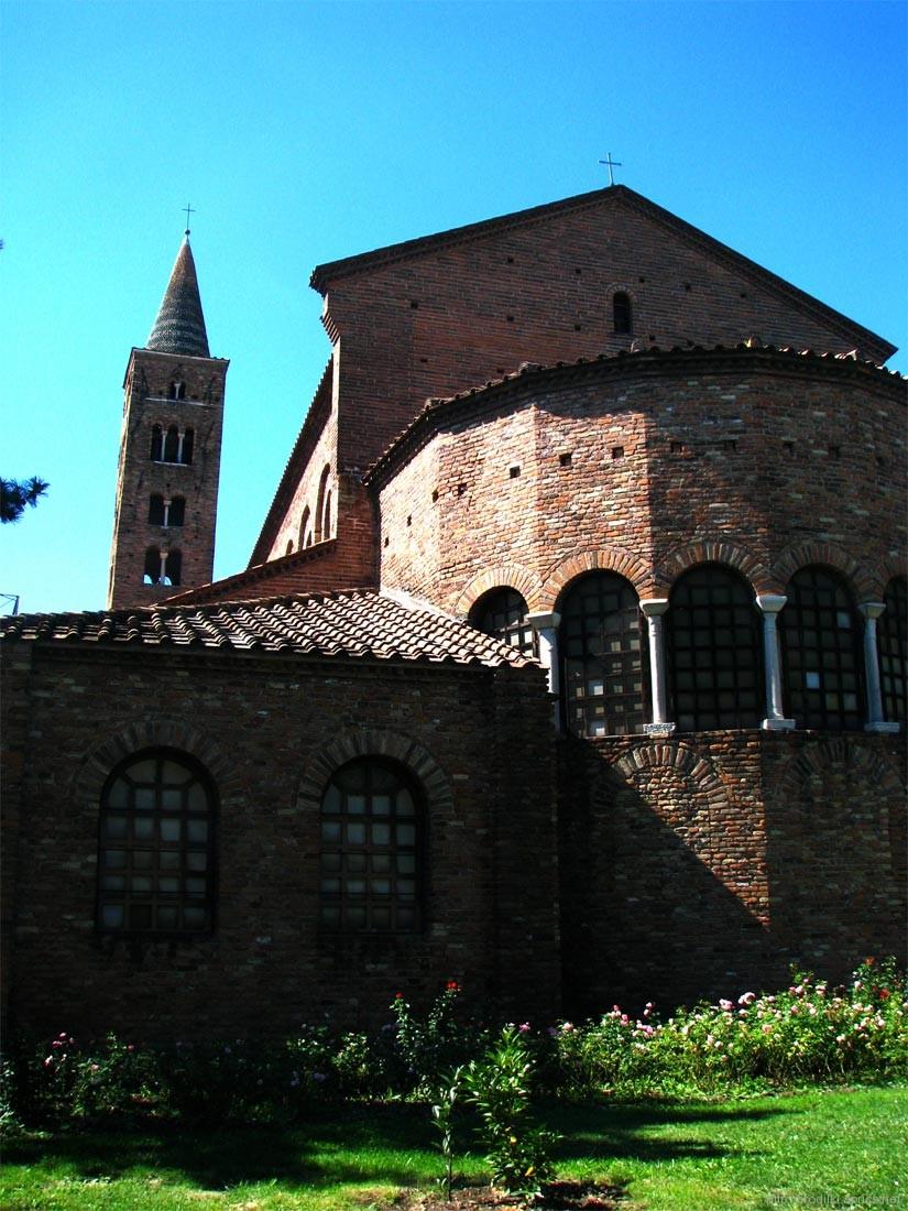 Базилика Сан Джованни, Равенна