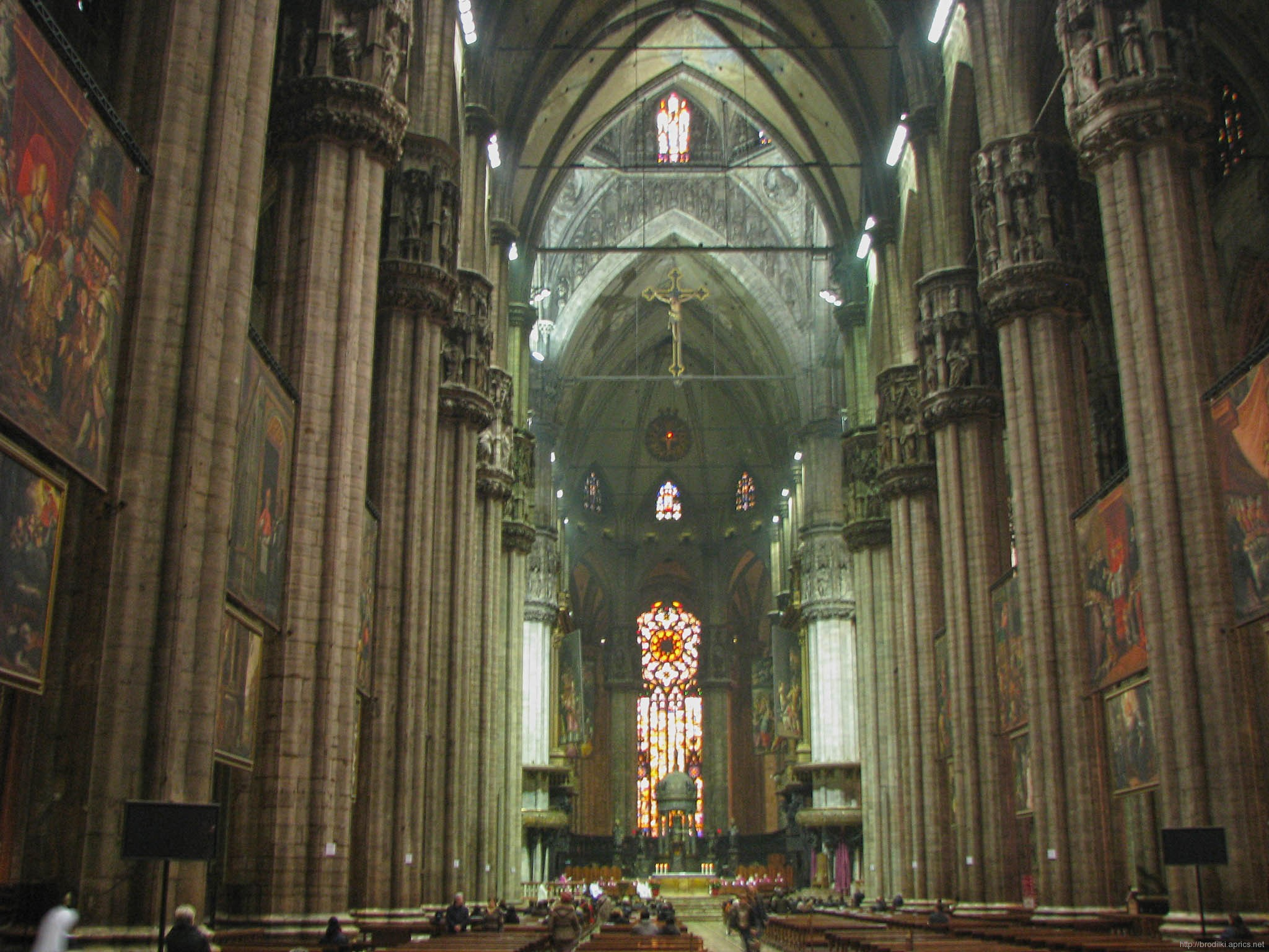 Миланский собор (Дуомо)