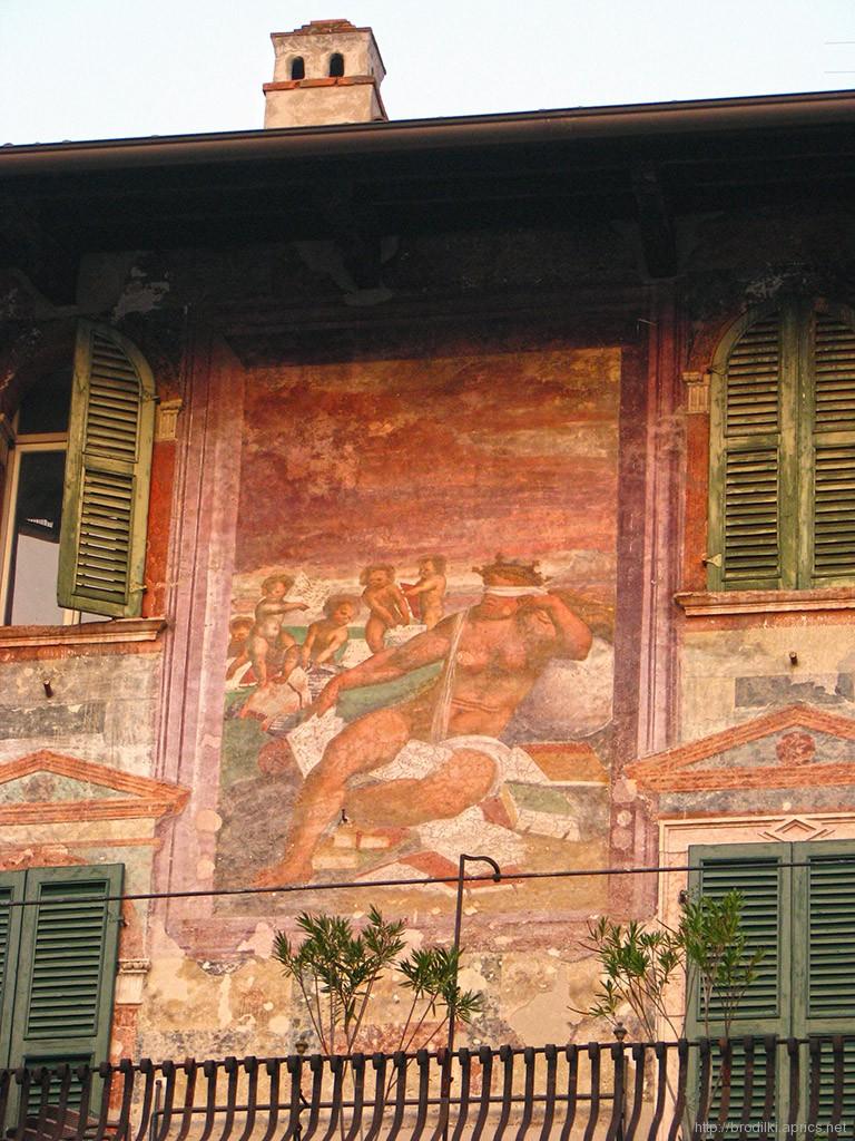 Дом Маццанти, Верона, Италия