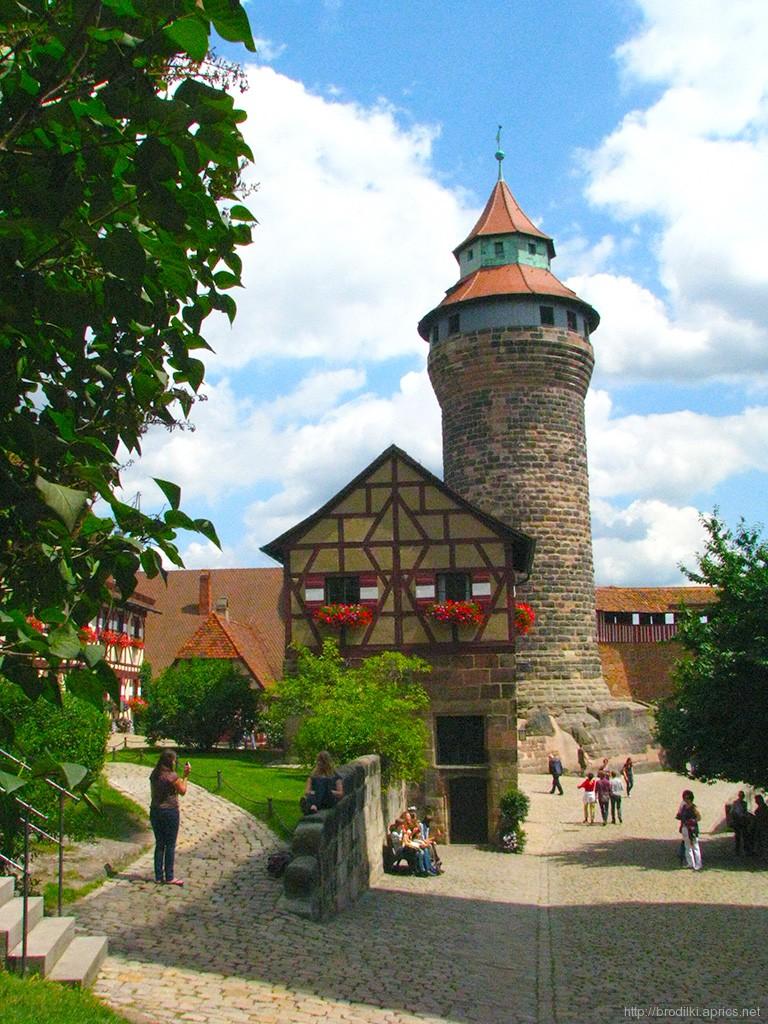 Замок Бург, Нюрнберг