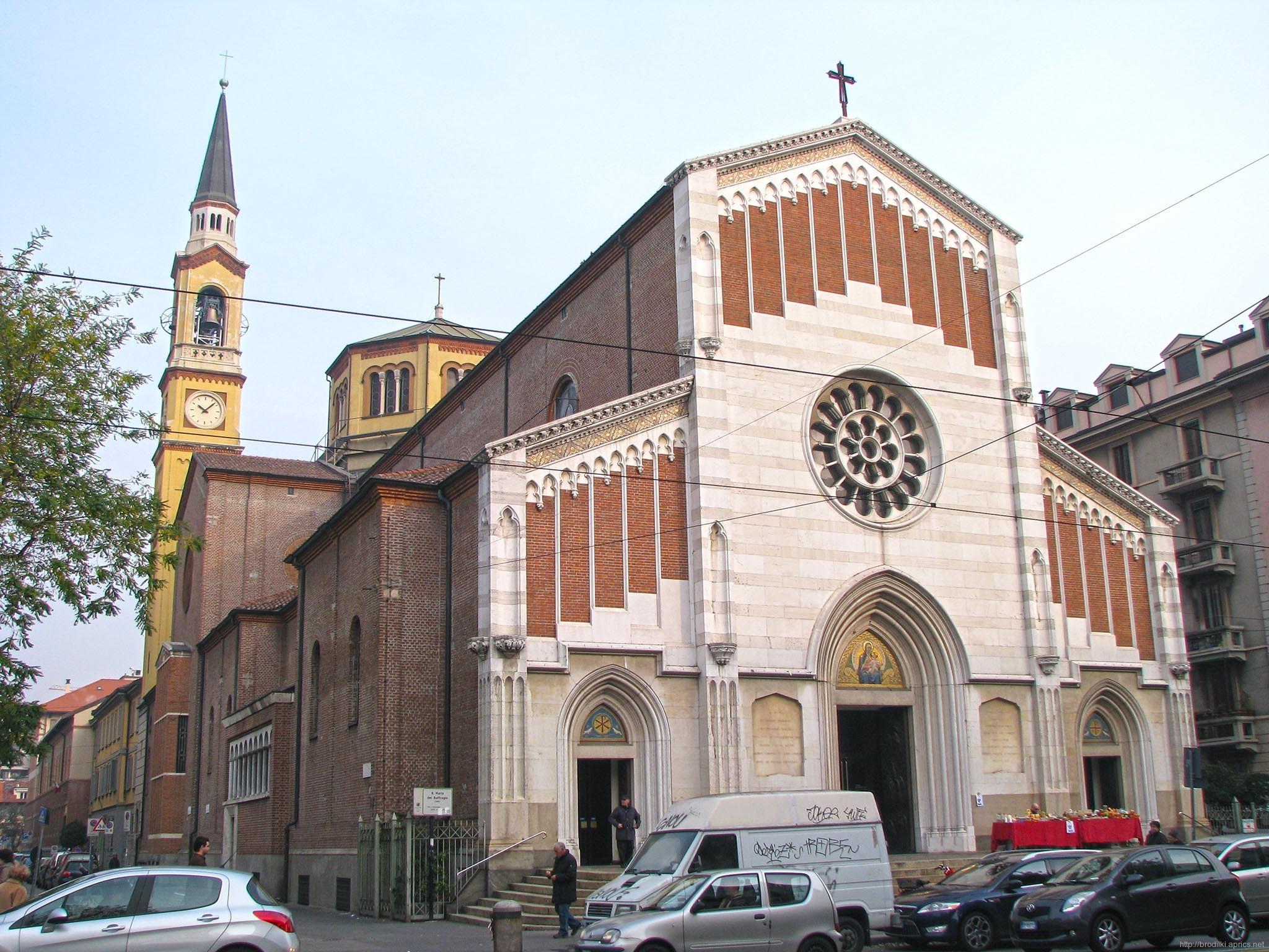 Церковь св.Марии дель Суфраджио