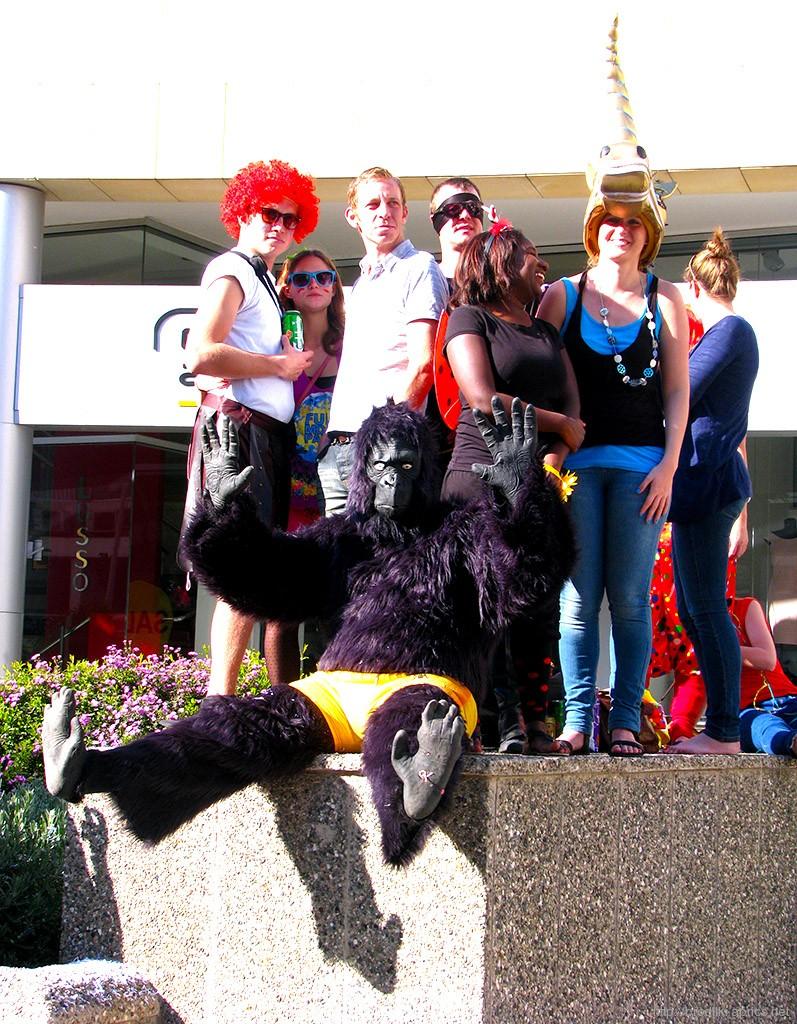 Карнавал в Лимасоле