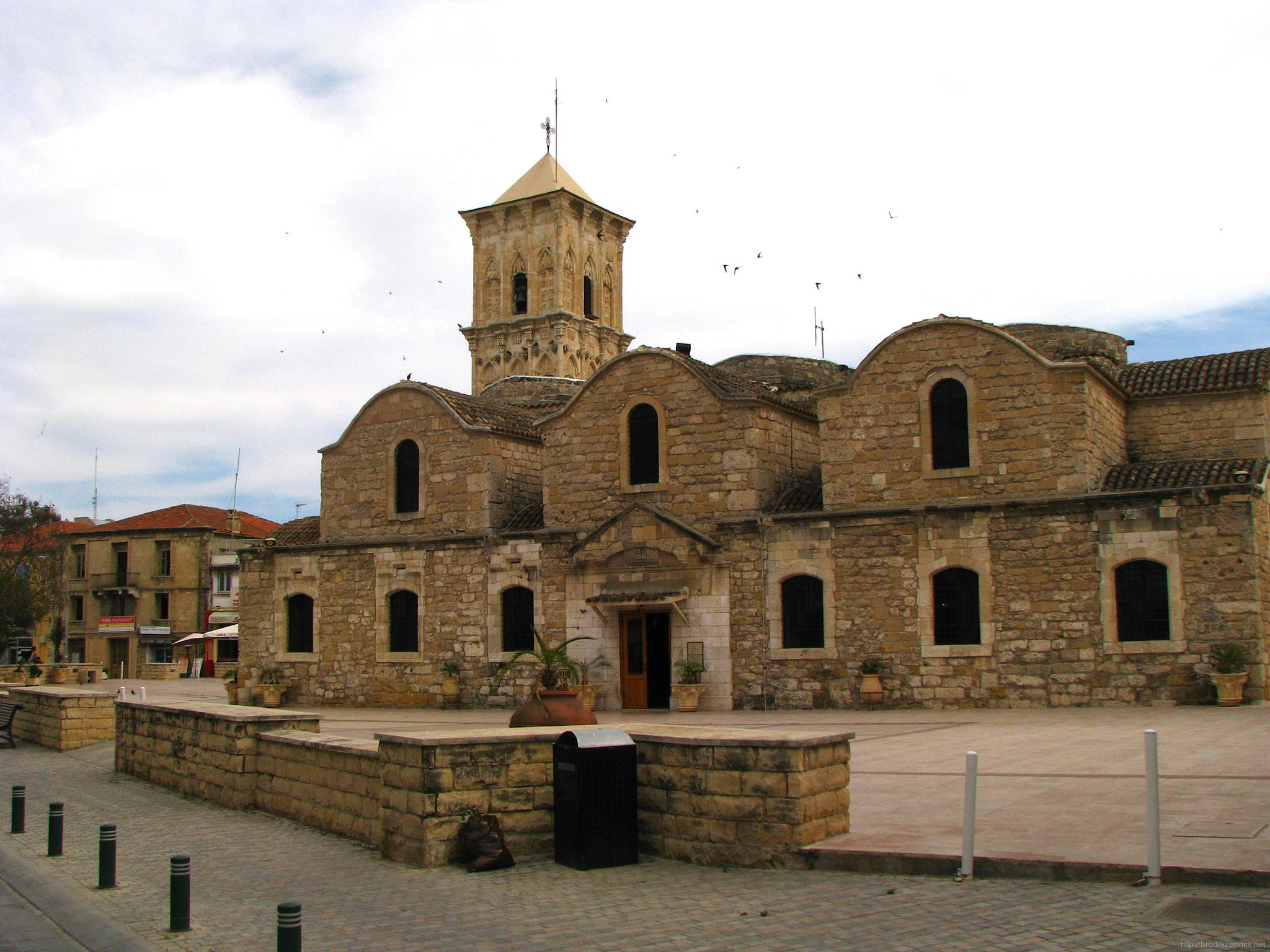 Церковь Св.Лазаря, Ларнака
