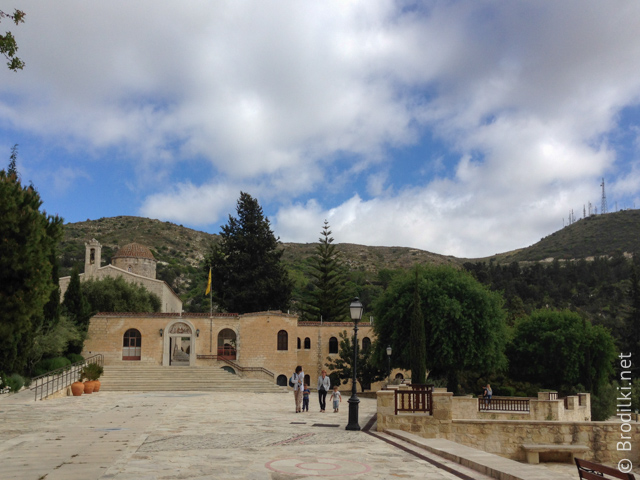 музей при монастыре Агиос Неофитос, Кипр