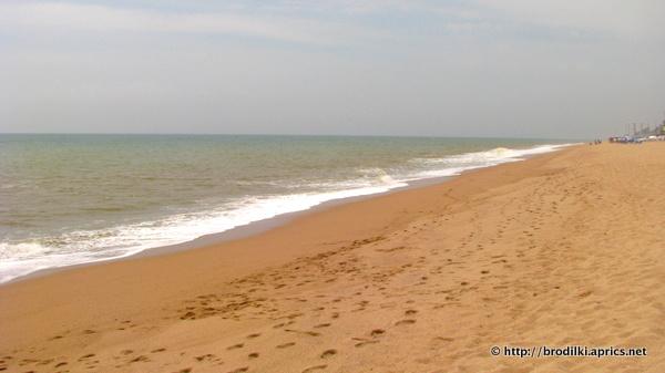 Пляж в Калелье