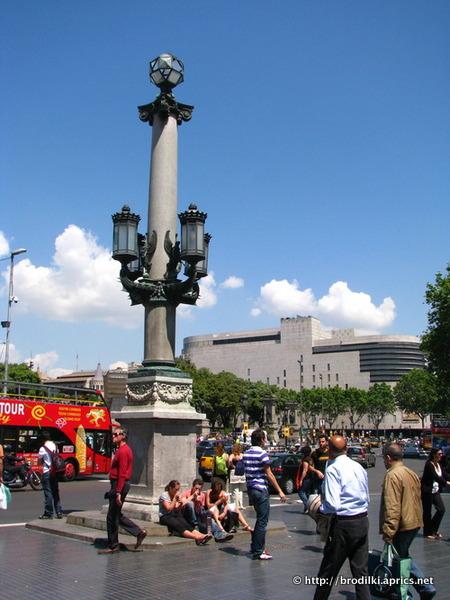 площадь Каталонии (Барселона, Испания, достопримечательности)