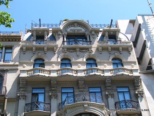 Рамбла, Барселона, Испания